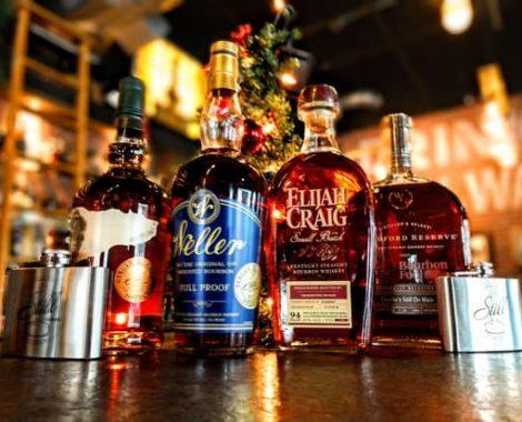 Our bourbon